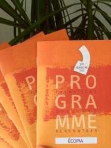 programme Ecopia papier